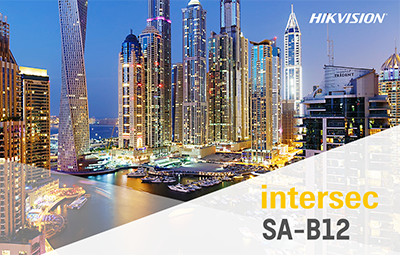 hikvision- Intersec 2019