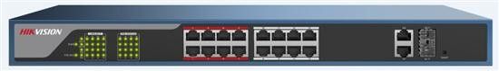Web-managed PoE Switch